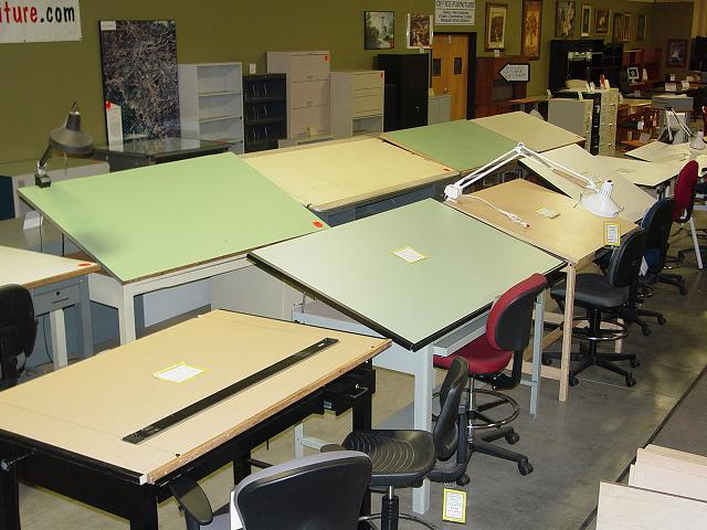 Used drafting tables hoppers drafting furniture used drafting tables malvernweather Gallery