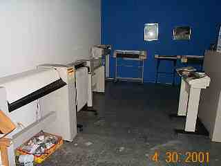 Used Plotters/Engineering Copiers