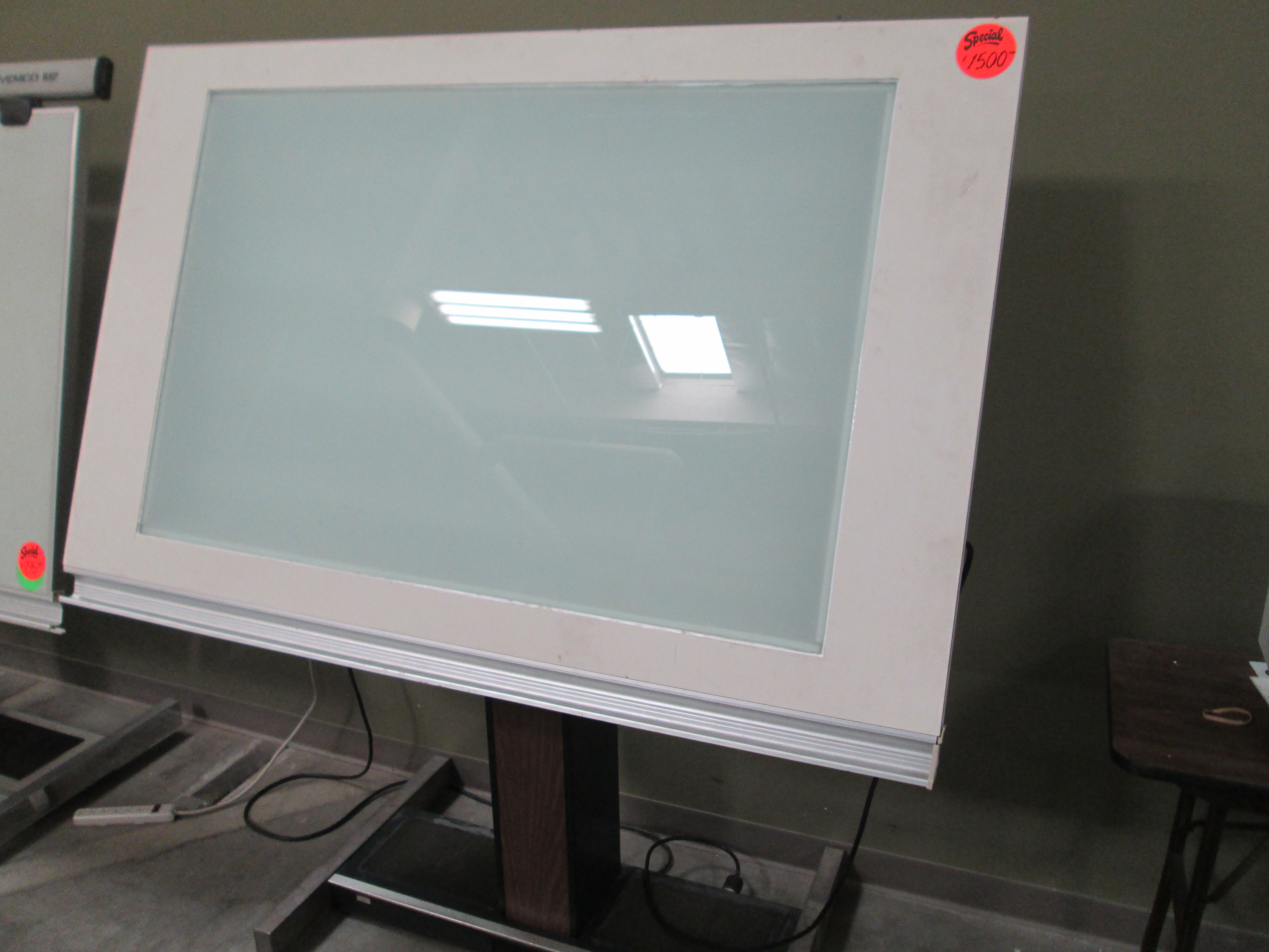 Used Light Table Box