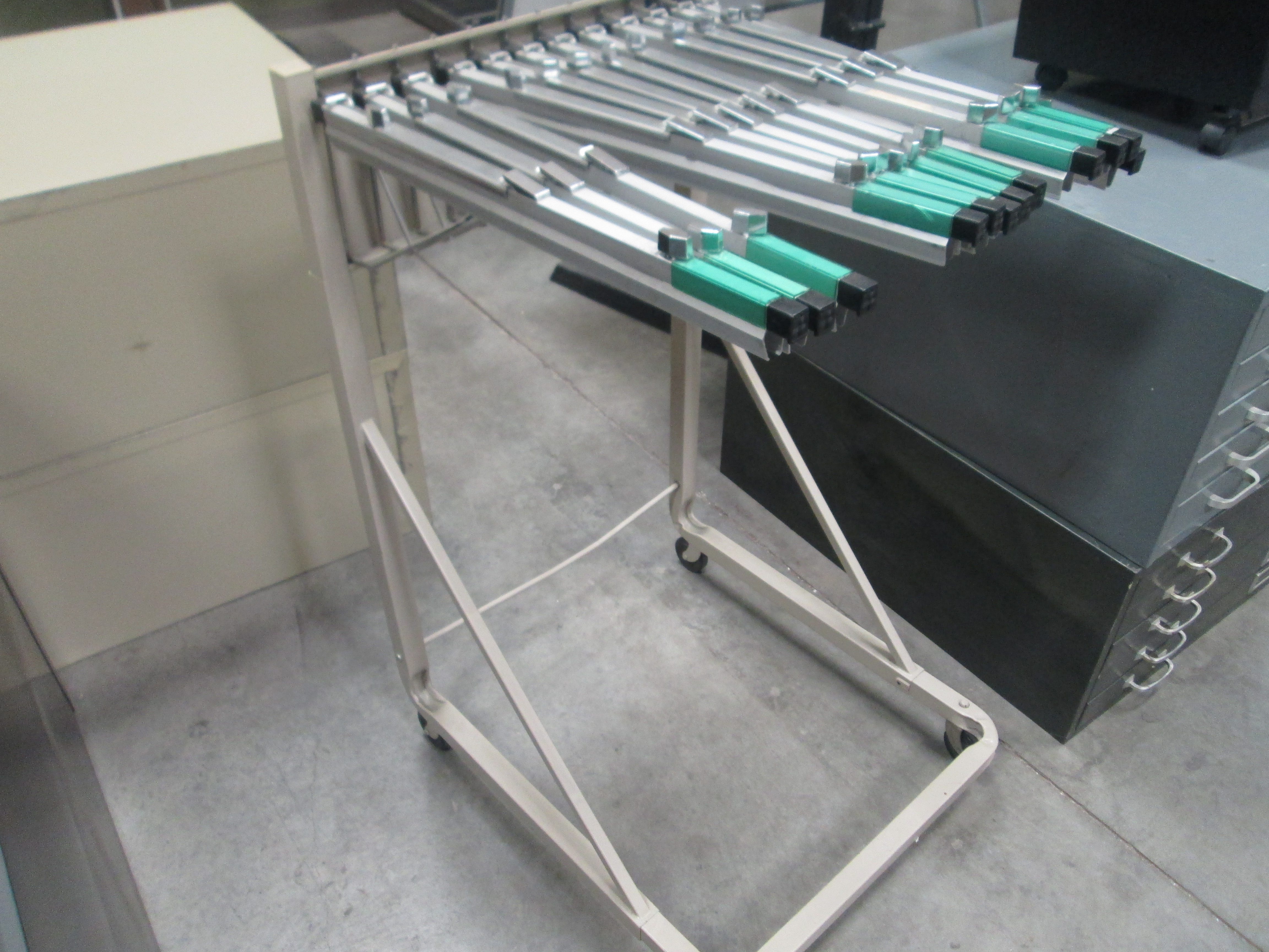 Used Flat Files Roll Files Amp Plan Racks Hopper S