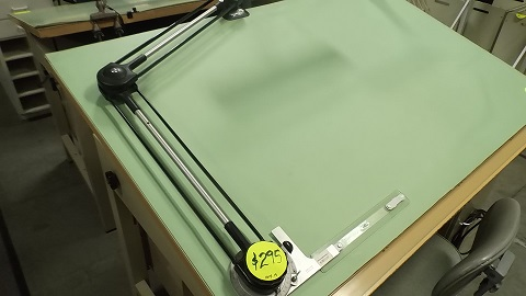 drafting table assembly instructions