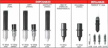 Discounted Plotter Pens - Hopper's Drafting Furniture